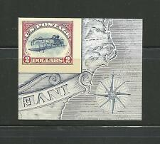 #4806 Imperf Inverted Jenny w/o die Cuts Single $2.00 Stamp