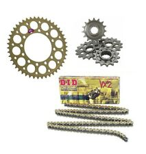 Suzuki GSXR600 08 09 10 K8 K9 L0 Renthal & DID Chain & Sprocket Kit