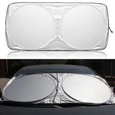 Sonnenschutz Auto Pkw Universal Frontscheibe Sonnenblende Hitzeschutz 150x70cm