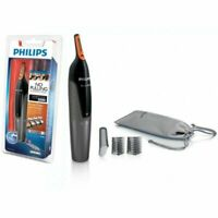 PHILIPS NT3160 Nose Ear Eyebrow Hair Trimmer Shaver Washable No Pulling No Cut