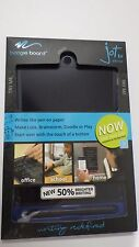 Boogie Board Jot 8.5 LCD eWriter Writing Tablet Pad BLUE + Stylus 50% BRIGHTER