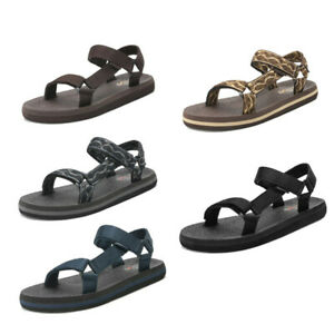 Men's Outdoor Walking Sandals Comfortable Lightweight Beach Sandal