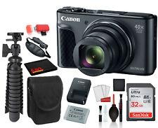 Canon PowerShot Sx730 Hs Digital Camera (Black) (1791C001) with Accessory