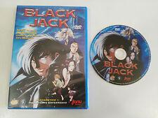 BLACK JACK OSAMU TEZUKA DIAGNOSTICO 1 MANGA DVD + EXTRAS ESPAÑOL JAPONES