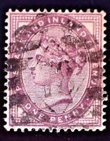 CatalinaStamps: Great Britain Stamp #88 Used, SCV=$32.50, #A-2