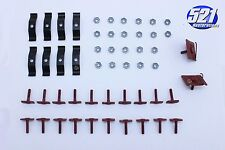 Mopar 69 1969 Dodge Charger Grill Trim Mounting Clip Clips Fastener Kit Set