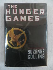 Suzanne Collins THE HUNGER GAMES Scholastic Press c2008 2nd Printing