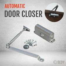 Hydraulic Door Closer Automatic Fire Rated Adjustable Home Speed Control 35Kg