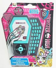 Monster High Dolls with Voice