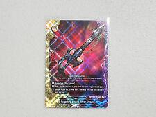 Buddyfight Purgatory Sword, Silver Givson D-BT02A-EB03/0012EN RR