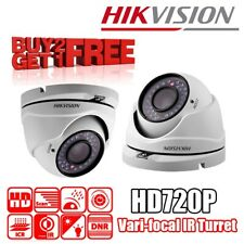 DS-2CE56C2T-VFIR3 Hikvision HD720P Outdoor Vari-focal IR Turret Camera