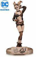 DC Collectibles DC Comics Bombshells Harley Quinn Sepia Tone Variant Statue New