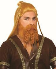 Forum Novelties Inc 48 Long Grey Beard with Moustache Viking Biker Hillbilly Redneck Accessory Gray