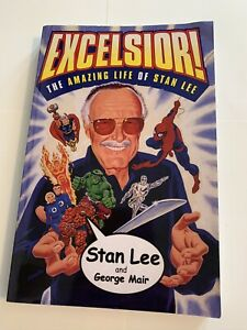 Excelsior!: The Amazing Life of Stan Lee - Paperback