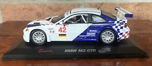 BMW M3 GTR DIE CAST MODEL SAICO BRANF NEW RARE FIND