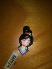 NWT Crocs Jibitz Charm Disney Mulan Shoe Accessory