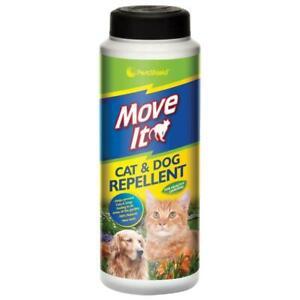 Pet Cat & Dog Repellent Powder Animal Non Toxic Natural For Garden Patio Uk 240G