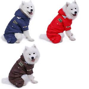 Hundemantel Hundejacke Hundebekleidung Wintermantel Hundepullover Weste