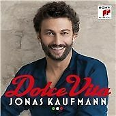 Jonas Kaufmann - Dolce Vita (CD) - Digipack with 53-page colour booklet