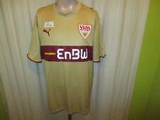 """VfB Stuttgart Puma Ausweich Deutscher Meister Trikot 2006/07 """"EnBW"""" Gr.XXL TOP"""