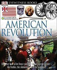 DK Eyewitness Books: American Revolution by Murray, Stuart