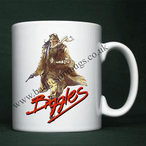 Biggles - Personalised Mug