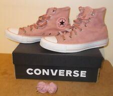 Chaussures femme CONVERSE - rose et blanc - pointure 37,5 - très bon état