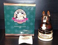 Anheuser Busch Budweiser Collectors Club 1996 King A Regal Spirit Stein