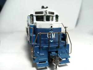 """Athearn #4167 HO DC SD-45 GM DEMO #4353 with """"ALCO"""" can motor, used, very good"""