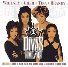 VH1 Divas Live 1999 by Various Artists (CD, Nov-1999) - Free Ship! Disc Only