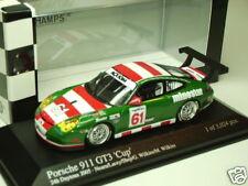 MINICHAMPS - PORSCHE 911 GT3 CUP #61 24h DAYTONA 2005 N