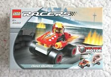LEGO RACERS: RED BULLET (4582). PULL BACK MOTOR. RETIRED, 2002. BRAND NEW, OS!