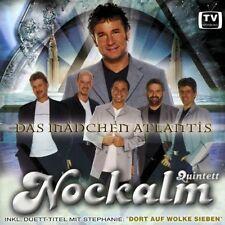 Nockalm Quintett Das Mädchen Atlantis (2002) [CD]