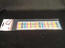 NEW in Package Women's Puma Stripe Training Headband - Multi Color Raining