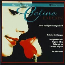 CD - Studio 99 - The Very Best Of Celine Dion - #A3780 - RAR