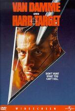 Brand New DVD Hard Target Jean-Claude Van Damme Lance Henriksen John Woo