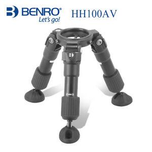 Benro Hi-Hat HH100AV Video Tripod Professional Auminium Camera Tripods