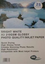 Inkjet 200 - 250 gsm Weight Printer Paper