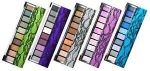 Hard Candy Top Ten Eyeshadow Collection Palette BRAND NEW Purple-Green-Pink