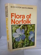 Pflanzen von Norfolk von Petch & Swann HB DJ 1968-illustriert