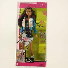 Mattel - Barbie Doll - 2005 Tia The Barbie Diaries Doll *NM*