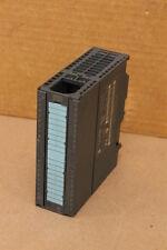 SIEMENS 6ES7-331-7PF10-0AB0 CONTROLLER 6ES73317PF100AB0