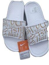 Nike Womens Benassi JDI Print Sliders Slip On Slides  Uk 4.5 EUR 38 (618919 116)