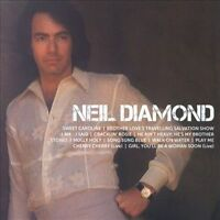 Neil Diamond - Icon [New & Sealed] CD