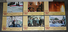 A VIEW TO A KILL original set of 12 lobby cards JAMES BOND/CHRISTOPHER WALKEN