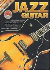 Jazz Guitar Beginning by Steven Sutton