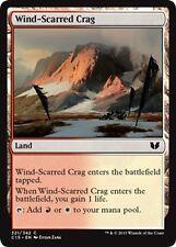 MTG Magic - (C) Commander 2015 - 4x Wind-Scarred Crag x4 - NM/M