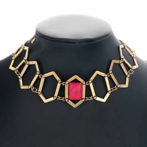 Game of Thrones Melisandre Inspired Choker Necklace Replica Prop For Cosplay