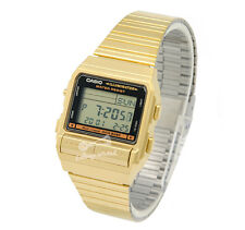 -Casio DB380G-1D Digital Watch Brand New & 100% Authentic