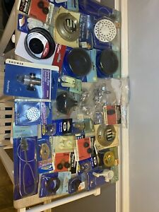 Lot of Plumbing Supplies.  Stems And Other Parts.